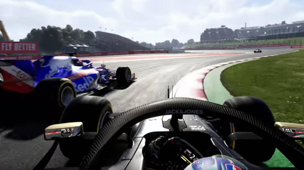 F1 2019 - gra