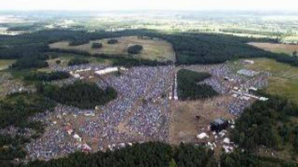 Od 6 lat Woodstock w Kostrzynie