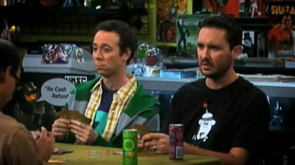 """Big Bang Theory"": Wil Wheaton powraca"