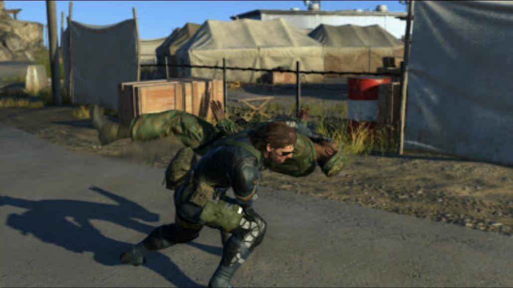 Premiera wydania pudełkowego Metal Gear Solid V