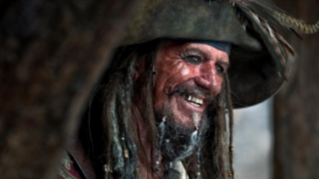 """Keith Richards ponownie w """"Piratach z Karaibów"""""""