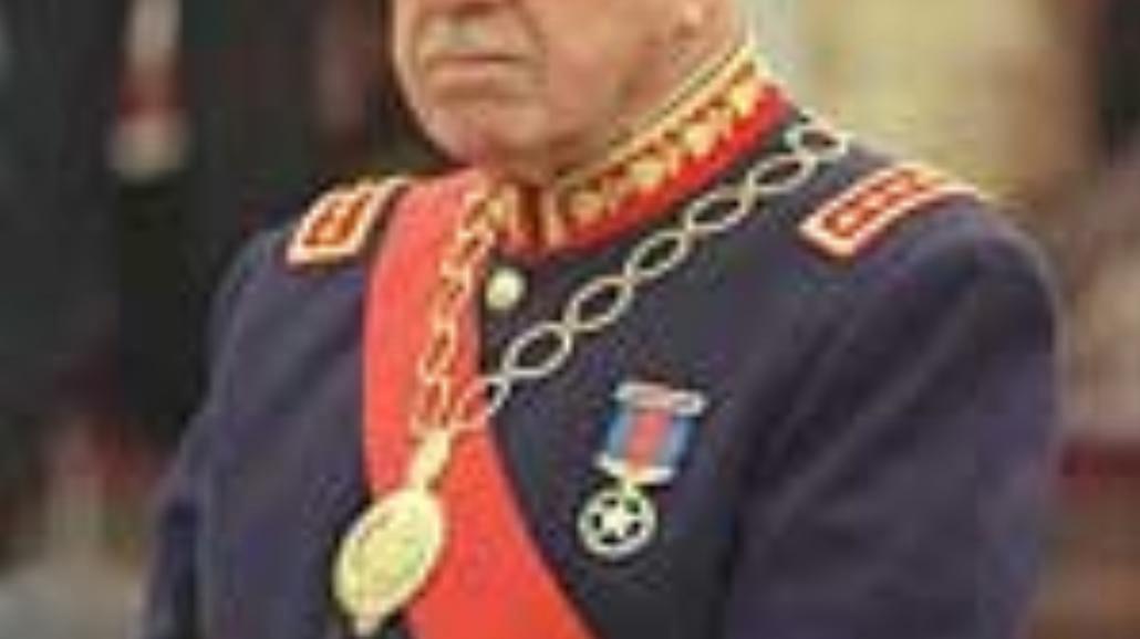Śmierć chilijskiego dyktatora