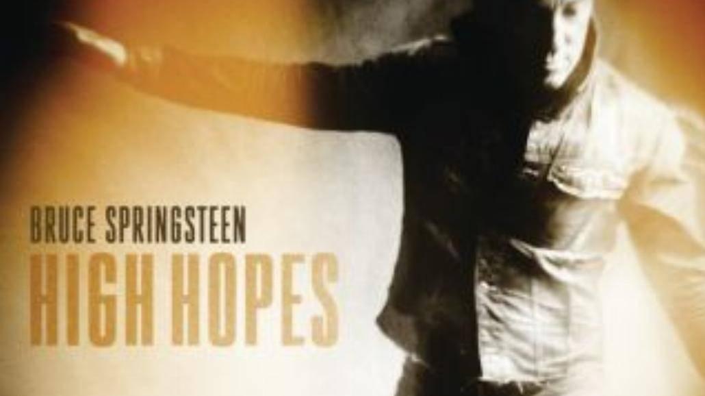 "Bruce Springsteen - posłuchaj albumu ""High Hopes"""