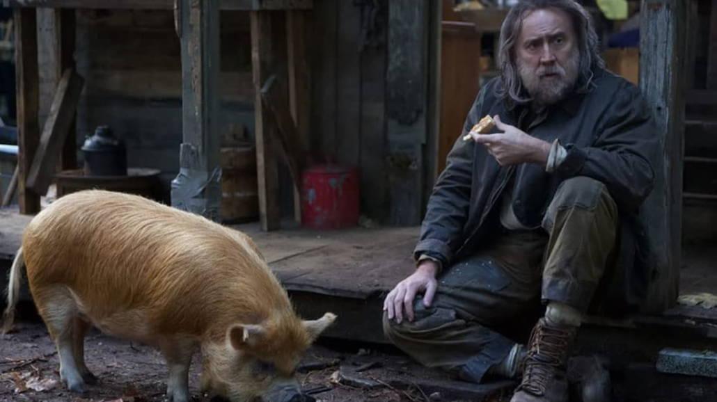 Pig - film 2021