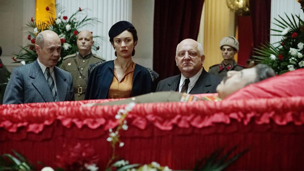 Śmierć Stalina