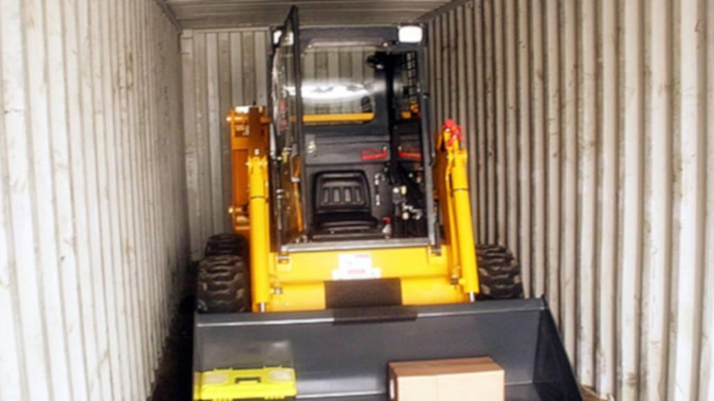 Self storage moÅźe być rozwiązaniem na przechowanie małego sprzętu budowlanego.
