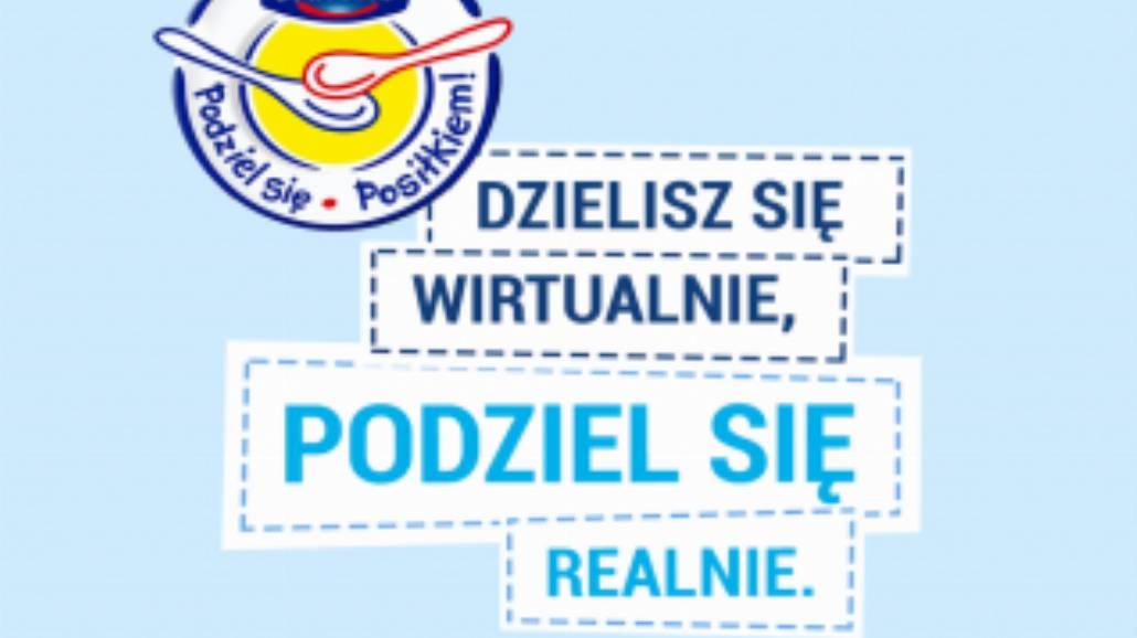 Podziel się Posiłkiem: Polacy umieją się dzielić realnie!