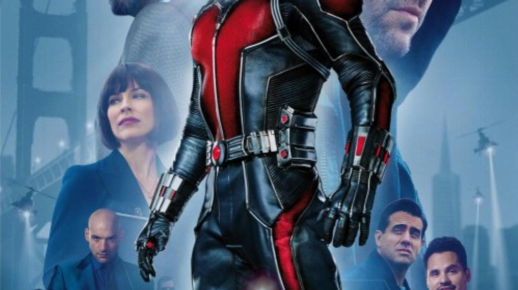 Ant-Man - mały, ale wariat [RECENZJA]
