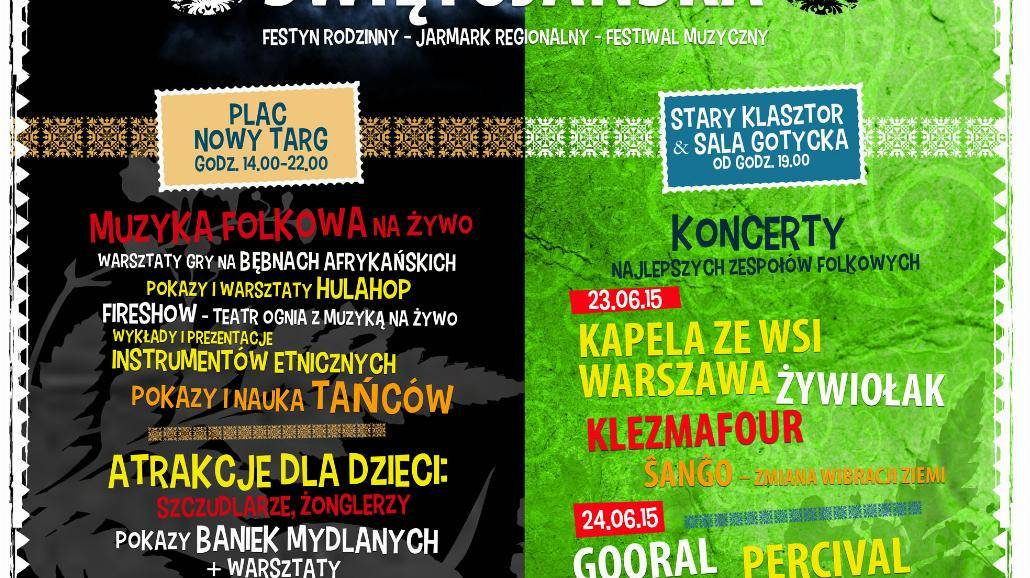 Noc Świętojańska we Wrocławiu. Zobacz, kto wystąpi [WIDEO, BILETY]