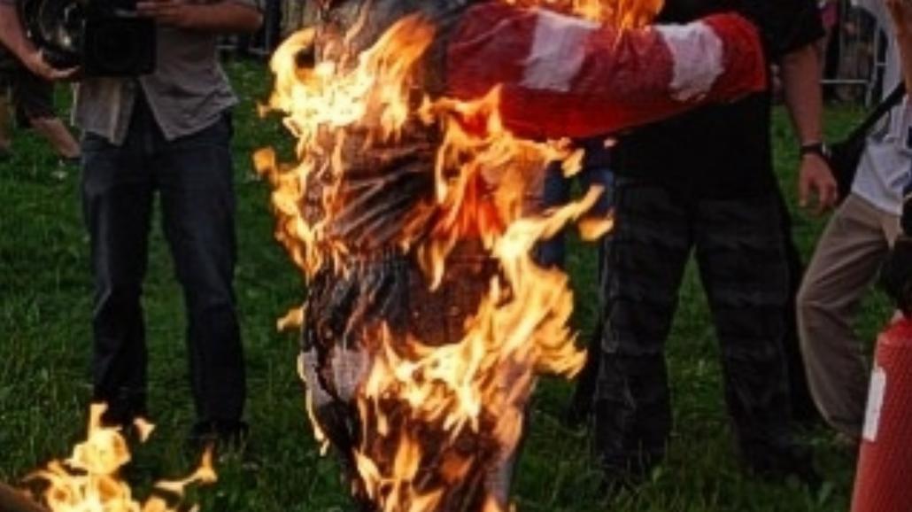 Ogień na Błoniach - PyroMachina 2008