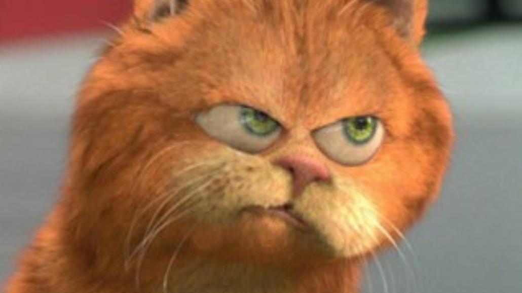 Garfield jest wrocławianinem!