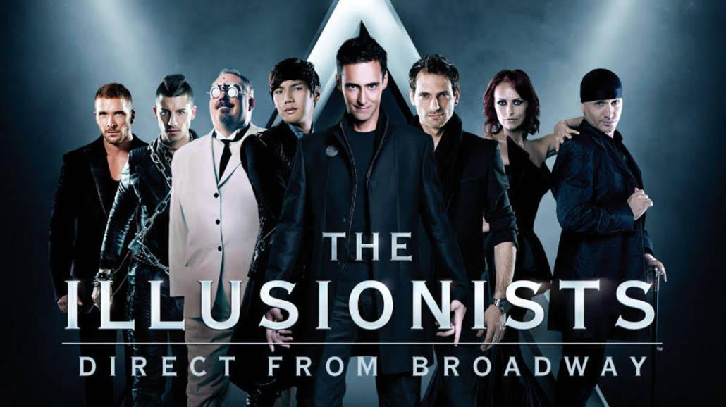 Iluzjoniści: Prosto z Broadwayu
