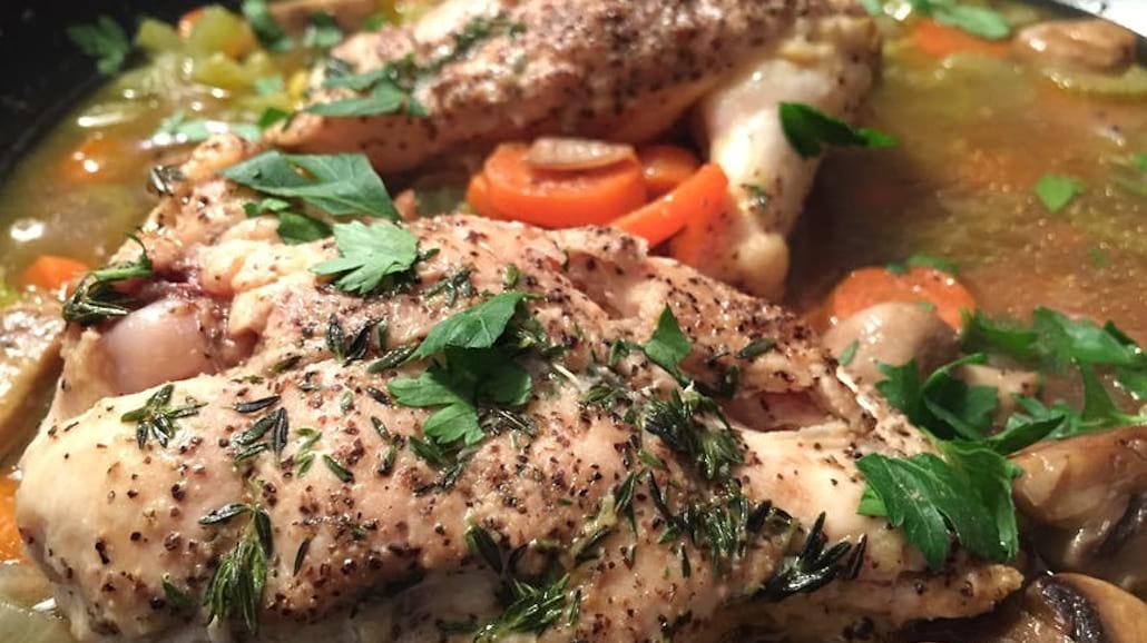 Przepis na fit kurczaka