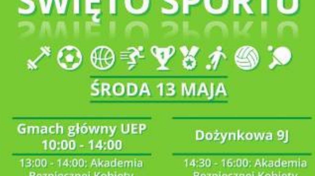 Święto Sportu na UEP