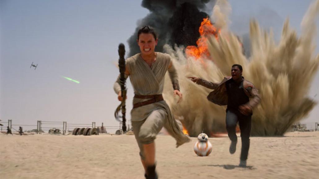 """Udało się! Umierający fan obejrzał """"Gwiezdne Wojny: Przebudzenie Mocy"""""""