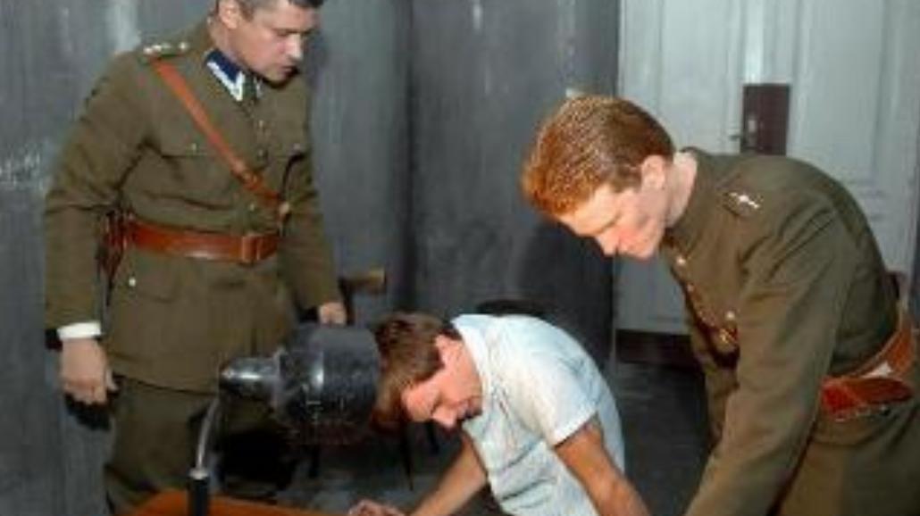 Ostatnia rola T. Szymkowa w Teatrze Telewizji