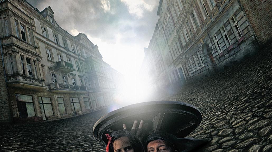 """""""W ciemności"""" Agnieszki Holland - mamy plakat"""