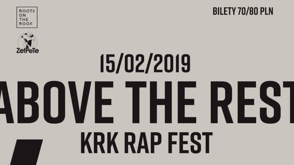 Festiwal odbędzie się 15 lutego 2019 roku.