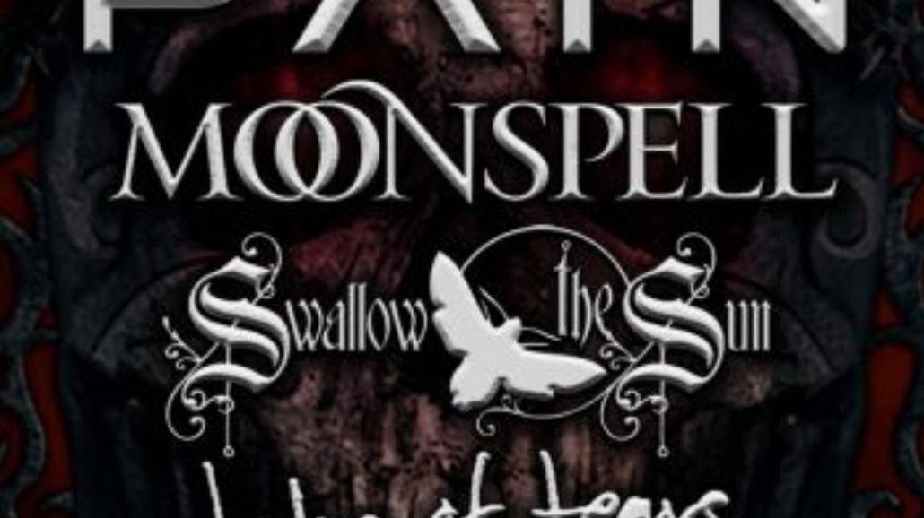Into Darkness Tour 2012 już w niedzielę