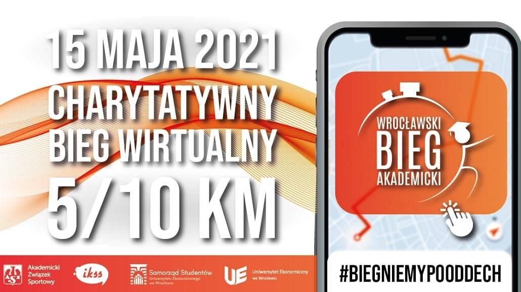Wrocławski Bieg Akademicki - maj 2021