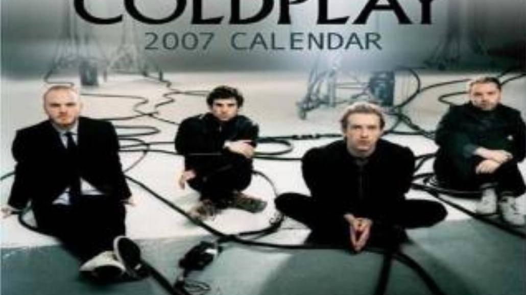Dwa nowe teledyski Coldplay
