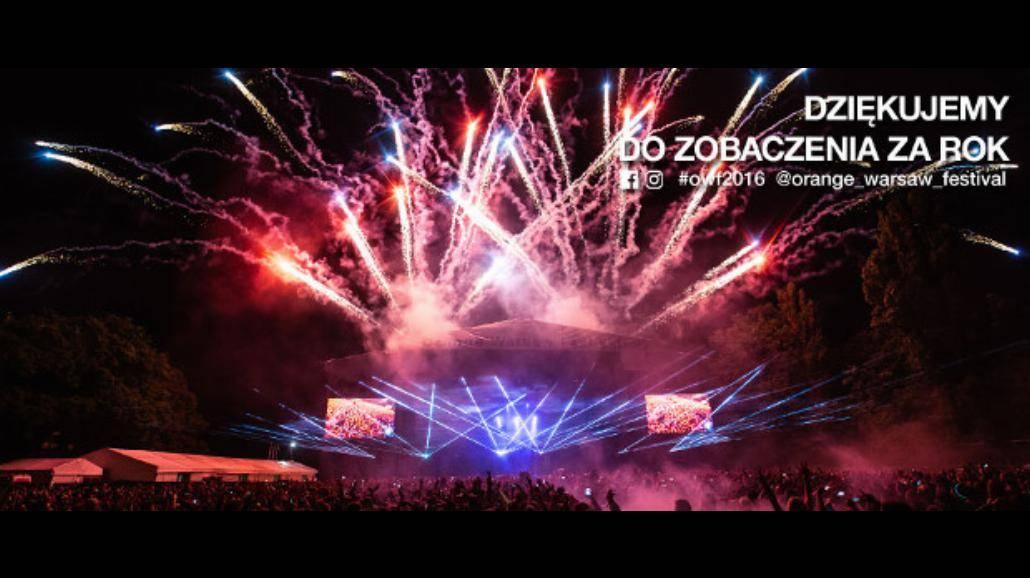 Orange Warsaw Festival 2016 za nami!