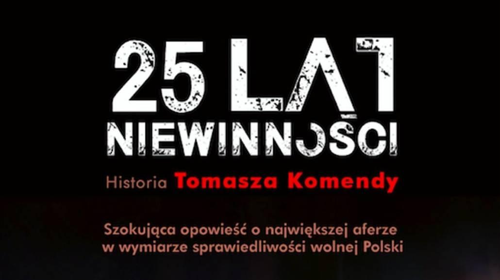 25 lat niewinnosci