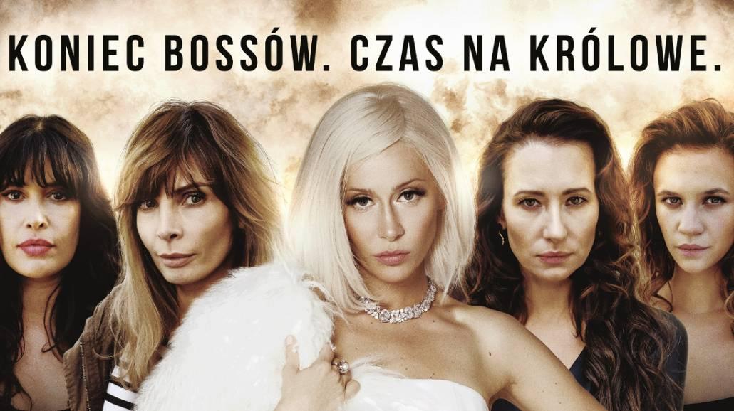 Kobiety mafii 2 - plakat filmu