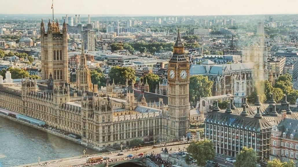 Wileka brytania - Londyn