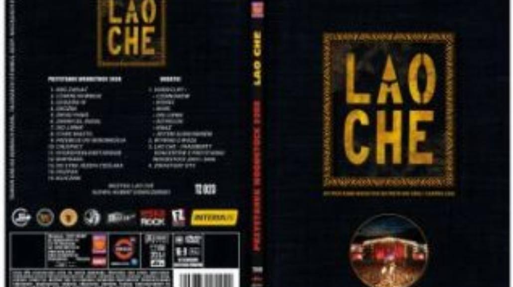 Lao Che DVD Przystanek Woodstock