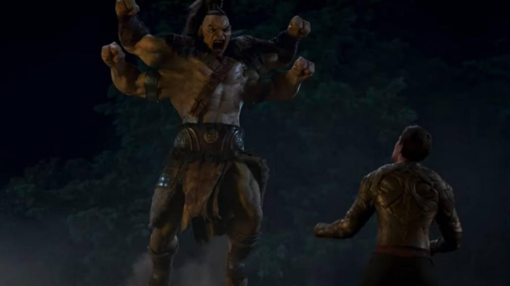 Mortal Kombat 2021 zwiastun