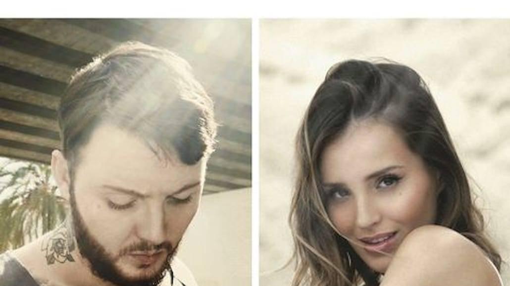 """James Arthur ujawnia duet z Mariną - posłuchaj przyszłego hitu """"Let Me Love The Lonely"""" już teraz! [WIDEO]"""
