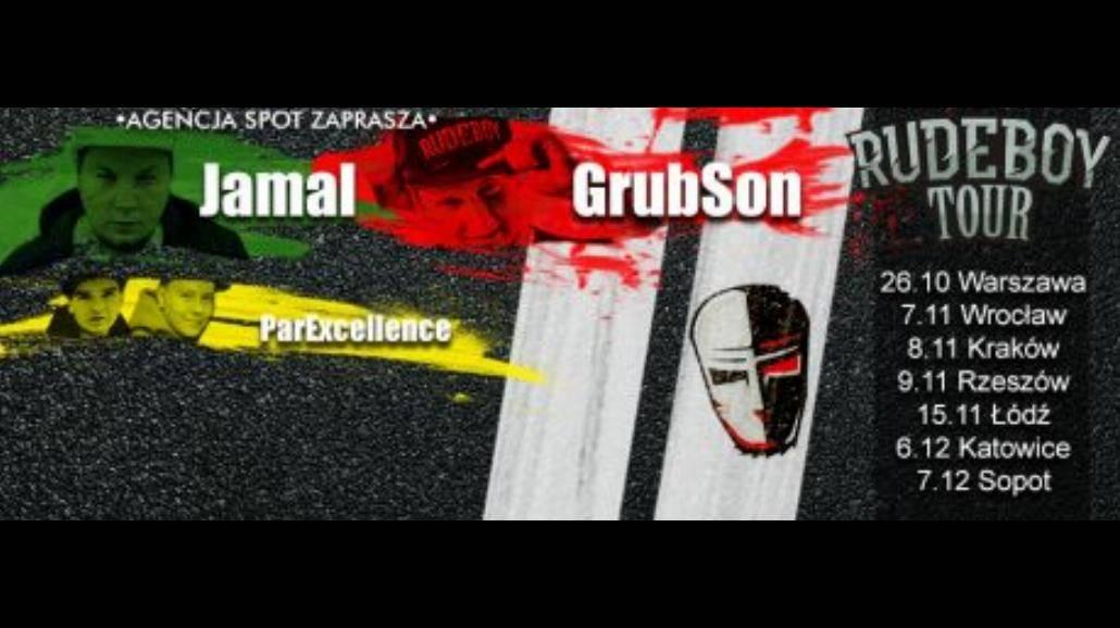 Grubson i Jamal na wspólnej trasie