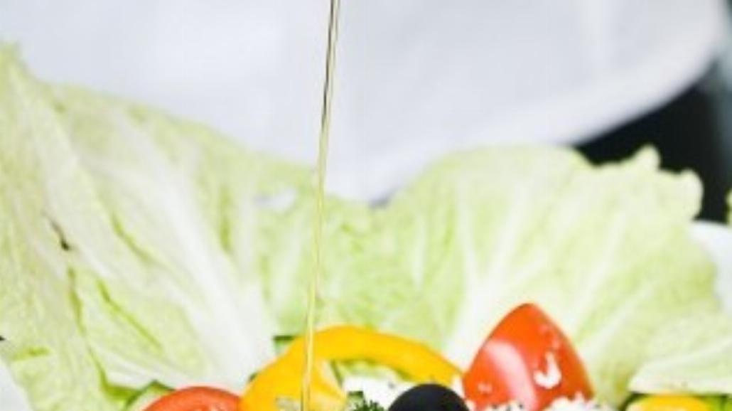 Przepis: sałatka z pomidorkami koktajlowymi