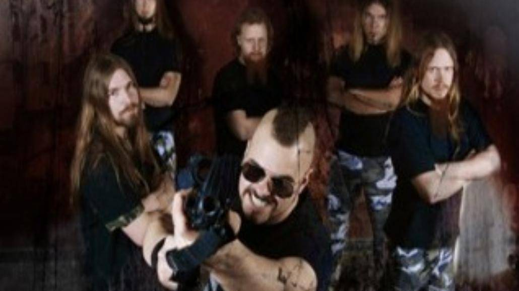 Sabaton na World War Tour