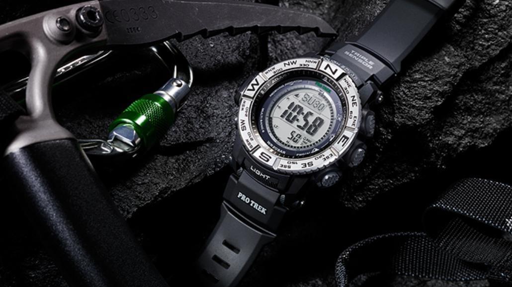 Zegarek dla survivalowców