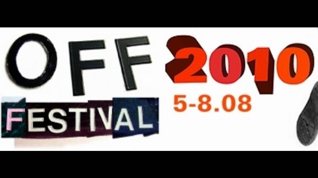 Kolejni artyści na OFF Festival 2010
