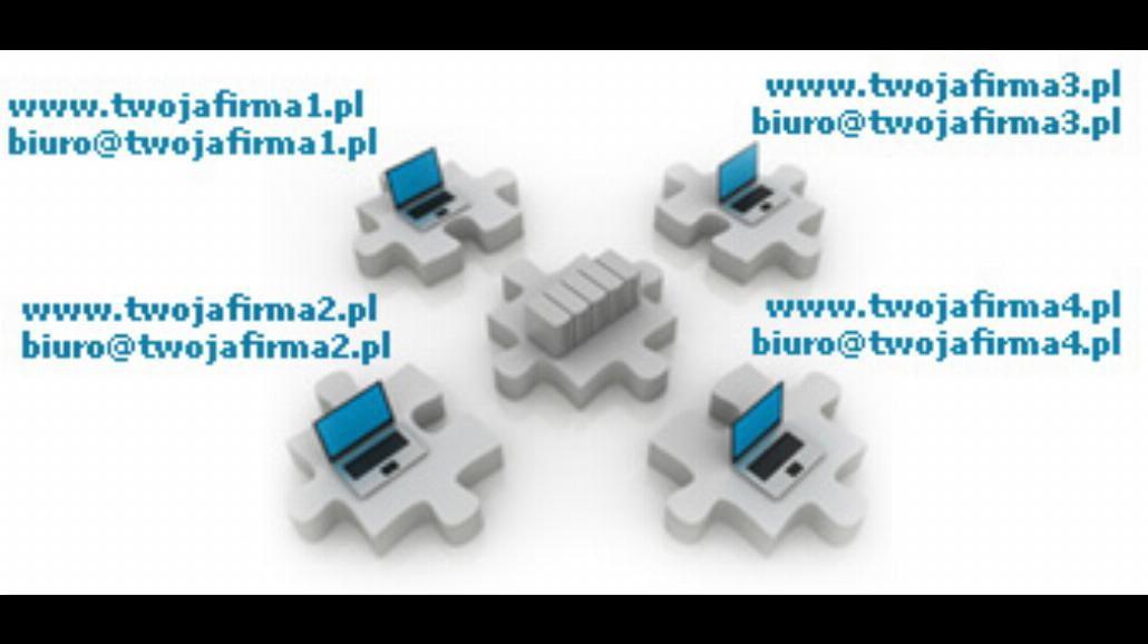 Wiele domen pocztowych w ramach jednego serwera
