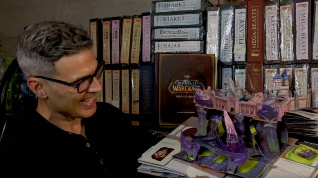 Wielka Księga Pop-Up Warcraft