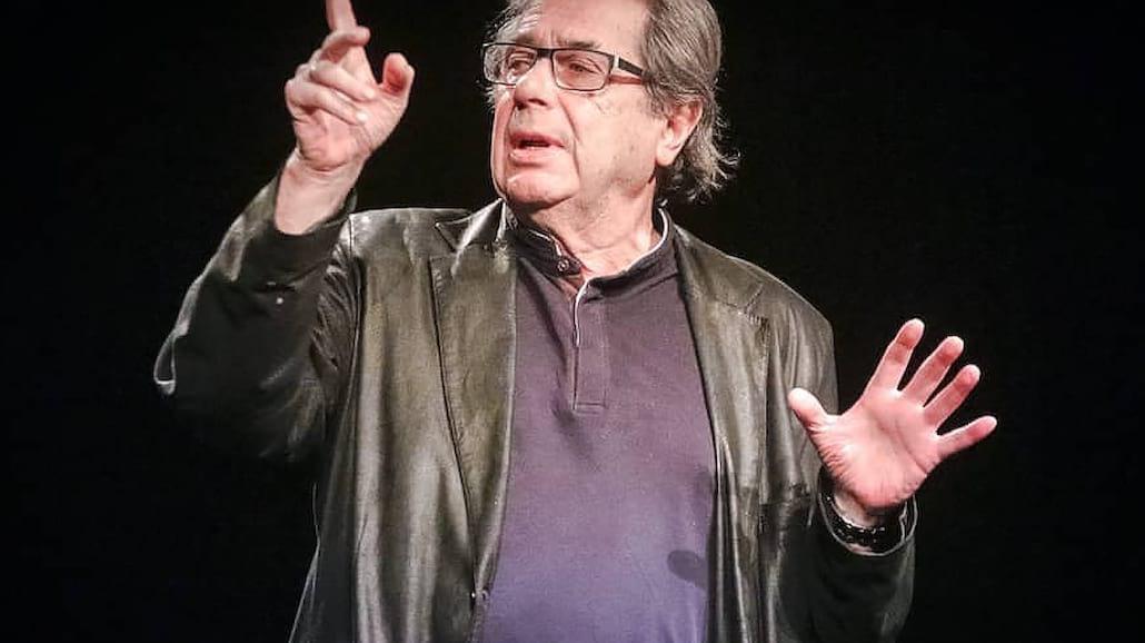 Janusz Gajos wystąpił w monodramie na festiwalu Wrostja [FOTO]