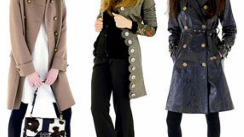 Moda na płaszcze!