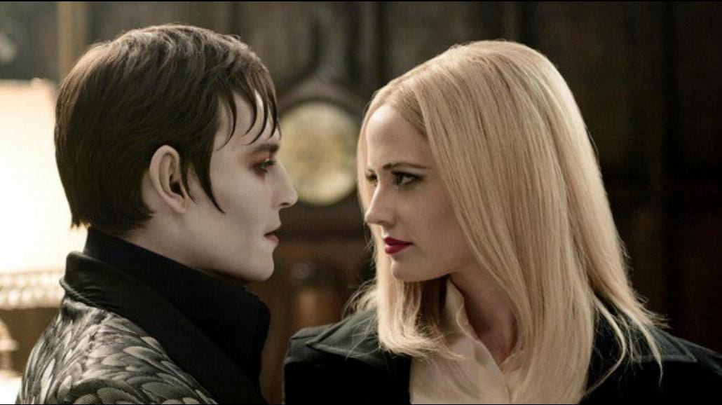 Eva Green i Johnny Depp w Dark Shadows (FOTO)