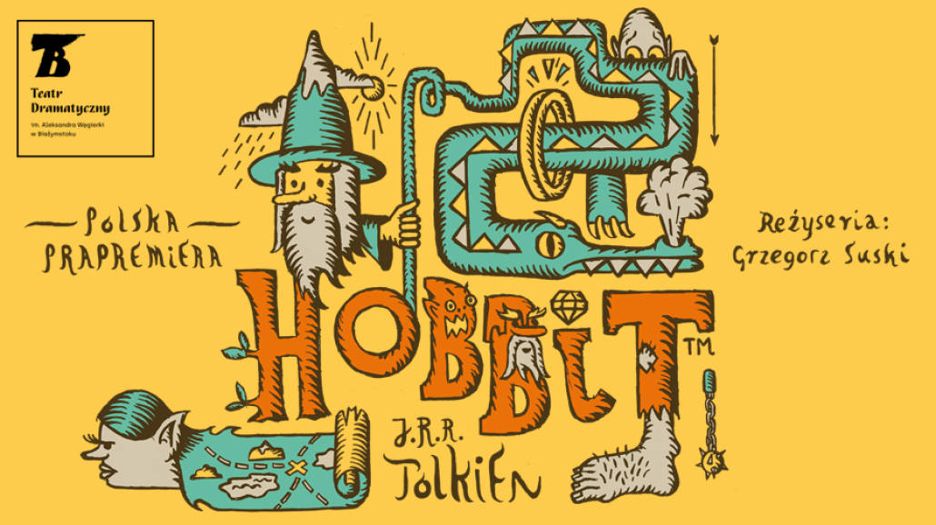 spektakl Hobbit