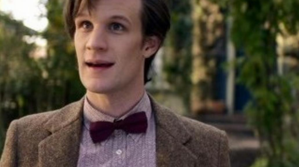 """Nowy odcinek """"Doktora Who"""" z rekordem oglądalności"""