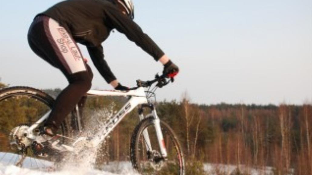 Luty na rowerze