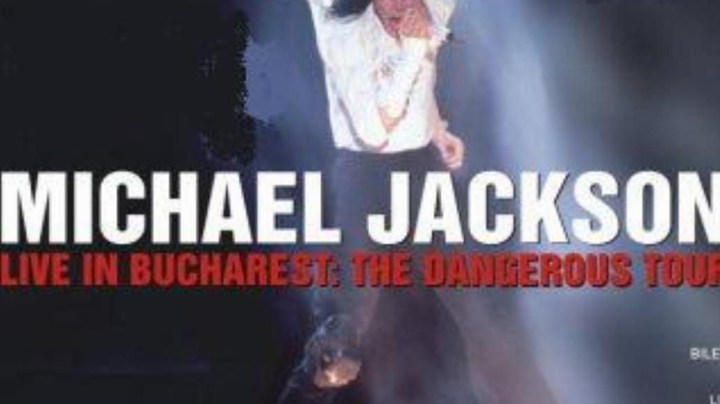 Koncert Michaela Jacksona na wielkim ekranie