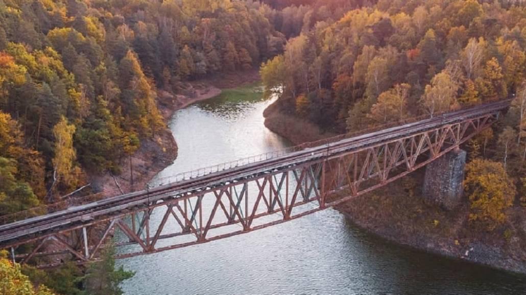 Zespół Toma Cruise'a planuje wysadzenie 114-letniego mostu w Polsce