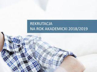 Rekrutacja na rok akademicki 2018/2019 w Uczelni Nauk Społecznych - nabór, rejestracja, procedura, zapisy