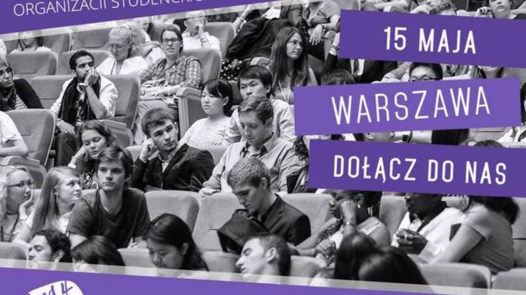 Studenci ze wszystkich organizacji studenckich spotkają się w Warszawie