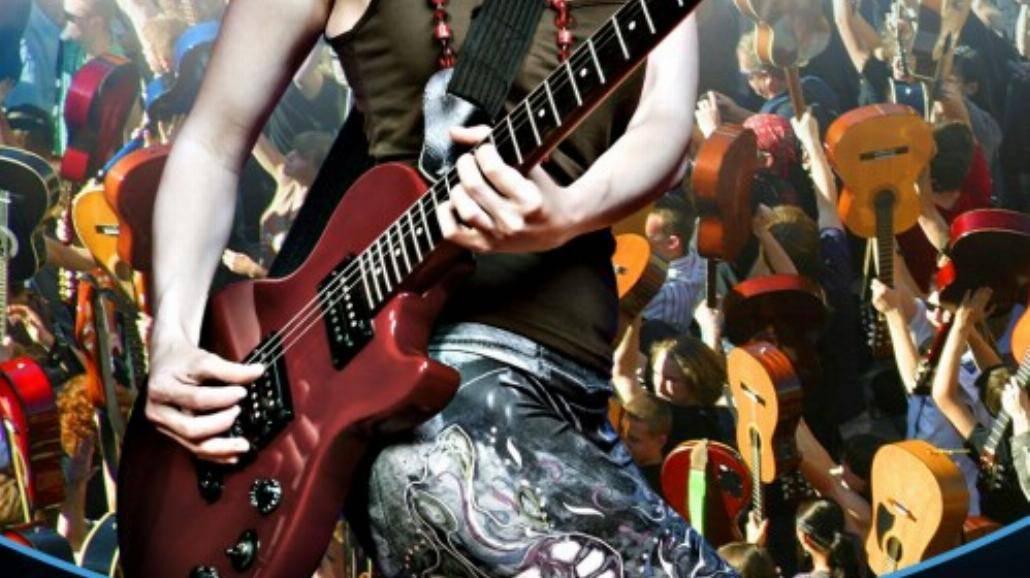Gitara jest kobietą! Weź udział w konkursie